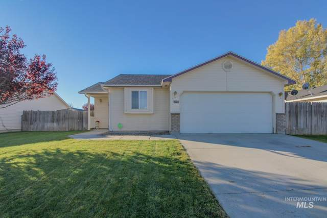 1816 Cambridge, Caldwell, ID 83607 (MLS #98783867) :: Silvercreek Realty Group