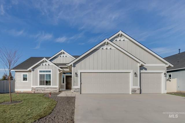1875 W Heavy Timber Dr, Meridian, ID 83642 (MLS #98784224) :: Beasley Realty