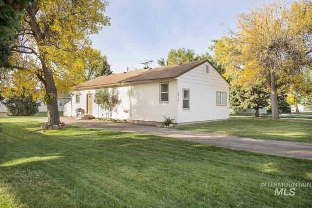 1005 & 1015 E 9th S, Mountain Home, ID 83647 (MLS #98784319) :: Boise River Realty