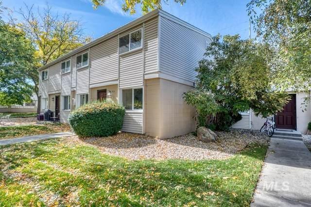 964 S Curtis Road, Boise, ID 83705 (MLS #98784408) :: Build Idaho