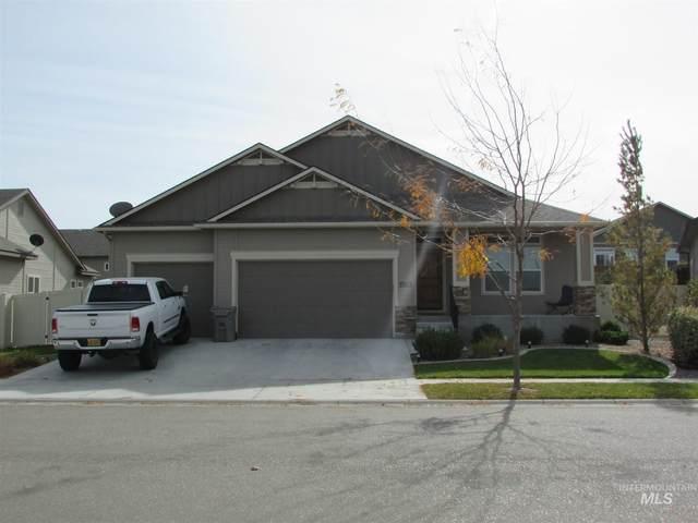 1503 W Raelin Dr, Nampa, ID 83686 (MLS #98784462) :: Build Idaho