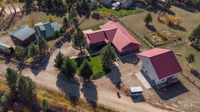 91 Charter Mountain Lane, Garden Valley, ID 83622 (MLS #98784489) :: Haith Real Estate Team