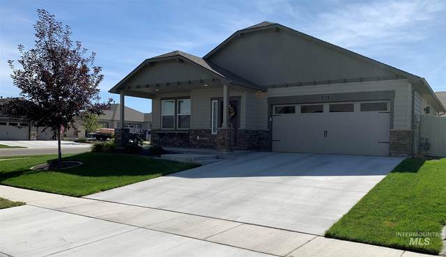 1615 W Belknap Dr, Nampa, ID 83686 (MLS #98784707) :: Jon Gosche Real Estate, LLC