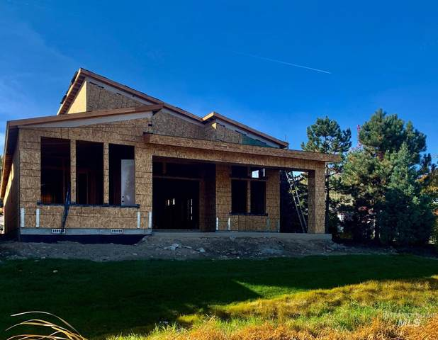 814 E Joplin Ln, Eagle, ID 83616 (MLS #98784828) :: Build Idaho