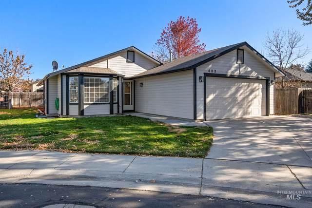 463 W Arizona Lane, Boise, ID 83706 (MLS #98785305) :: Beasley Realty