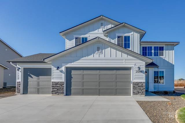 258 W Snowy Owl St, Kuna, ID 83634 (MLS #98785360) :: The Bean Team