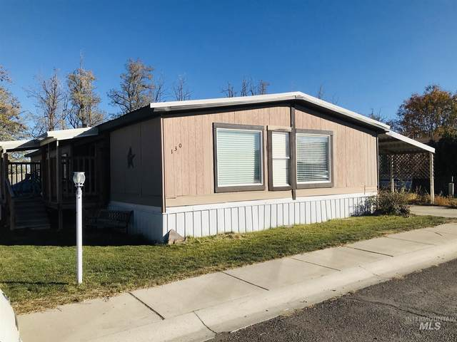 715 Center St E Trailer 130, Kimberly, ID 83341 (MLS #98785592) :: Jeremy Orton Real Estate Group
