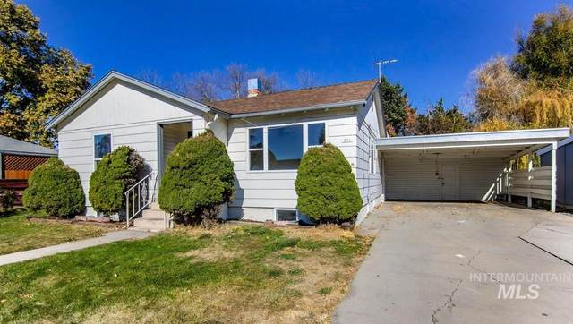 204 W Ash Street, Caldwell, ID 83605 (MLS #98785658) :: Jon Gosche Real Estate, LLC