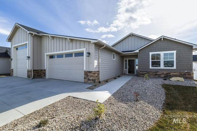 72 S Sorrel Ave, Nampa, ID 83687 (MLS #98786667) :: Shannon Metcalf Realty