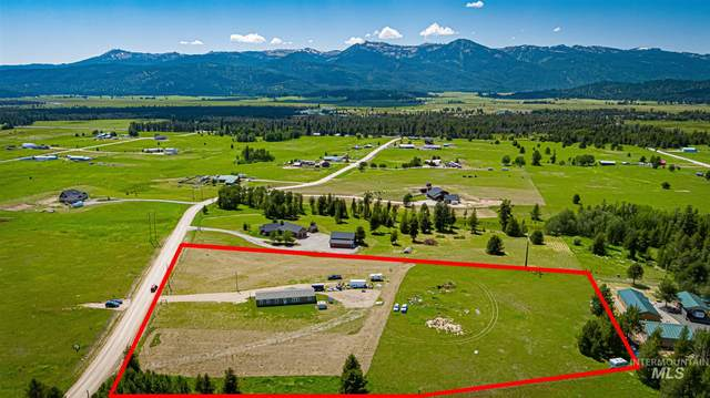 60 Goslin Loop, Cascade, ID 83611 (MLS #98786790) :: Boise River Realty