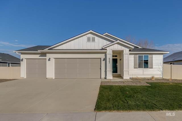 6562 E Thornton St., Nampa, ID 83687 (MLS #98787024) :: New View Team