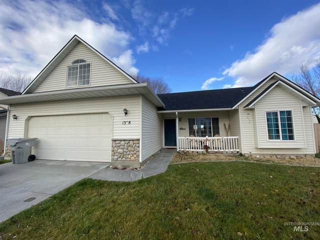 1328 Peregrine Dr, Middleton, ID 83644 (MLS #98787085) :: Minegar Gamble Premier Real Estate Services