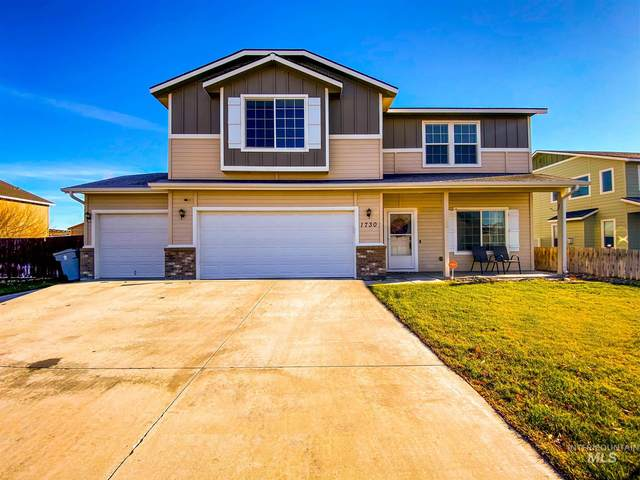 1730 SW Silverstone Ave, Mountain Home, ID 83647 (MLS #98787256) :: Beasley Realty