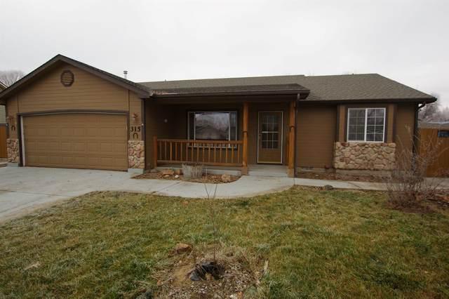 315 Marble Valley Way, Caldwell, ID 83605 (MLS #98787909) :: Navigate Real Estate