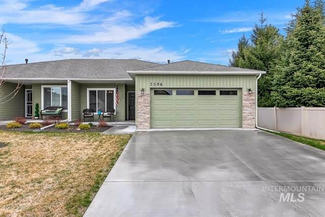 3596 S Milan Place, Meridian, ID 83642 (MLS #98787922) :: Own Boise Real Estate