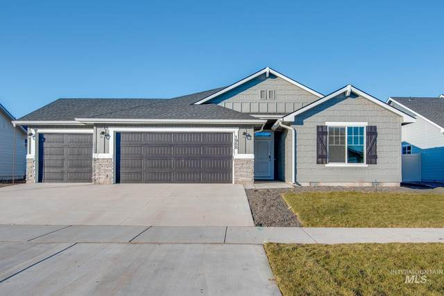 1988 W Wood Chip Dr, Meridian, ID 83642 (MLS #98788089) :: Bafundi Real Estate