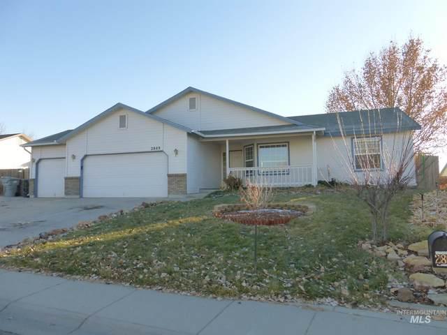 2809 Swan Ave, Nampa, ID 83687 (MLS #98788327) :: Juniper Realty Group