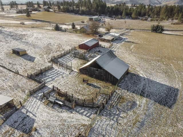 555 Battle Ridge Road, Kooskia, ID 83539 (MLS #98789003) :: Build Idaho