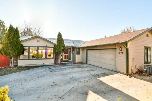 375 N Crestview, Eagle, ID 83616 (MLS #98789038) :: Shannon Metcalf Realty