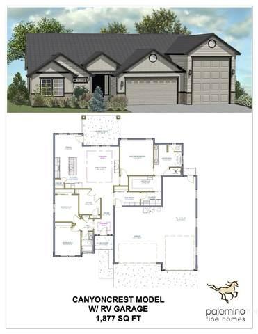 TBD Lot 22 Blk 02 Highlight Sub, Caldwell, ID 83605 (MLS #98789208) :: Build Idaho
