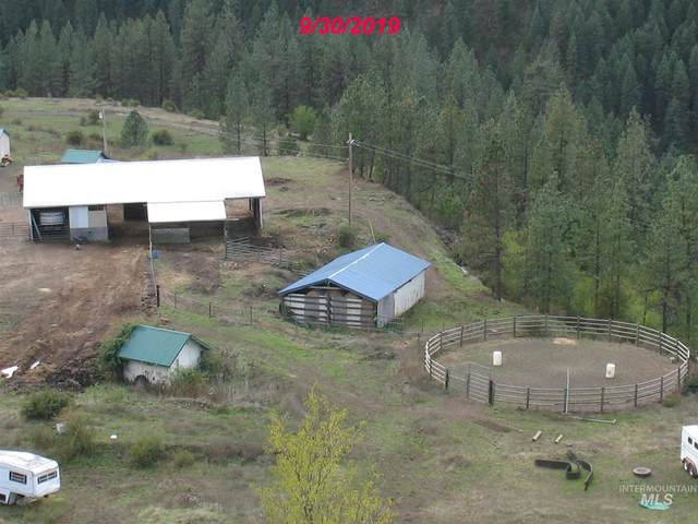 3608 Hwy13, Stites, ID 83552 (MLS #98790023) :: Team One Group Real Estate