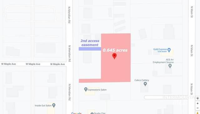 1332 Meridian Rd., Meridian, ID 83642 (MLS #98790743) :: Hessing Group Real Estate