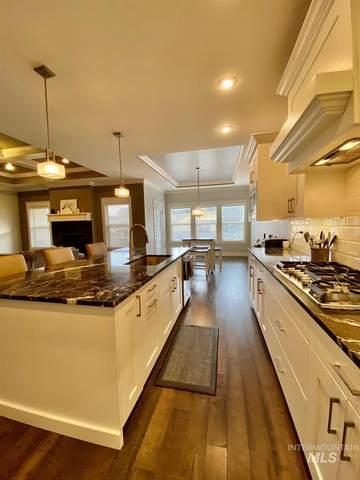 891 E Radiant Ridge, Meridian, ID 83642 (MLS #98790901) :: Michael Ryan Real Estate