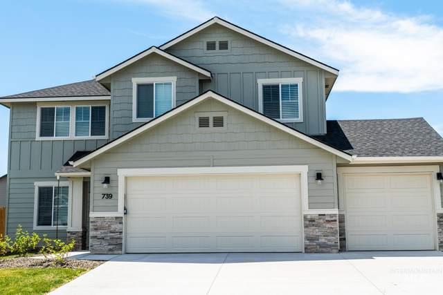 739 W Pin Cherry St, Kuna, ID 83634 (MLS #98790946) :: Build Idaho