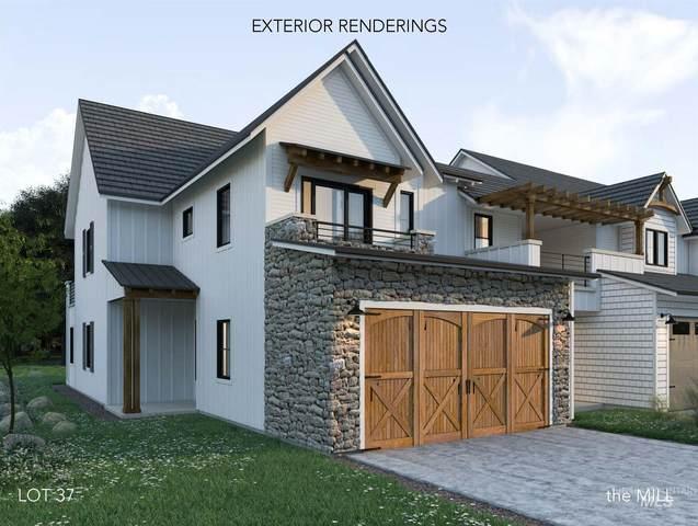 4243 W Bay Oak Lane, Meridian, ID 83646 (MLS #98791033) :: Bafundi Real Estate