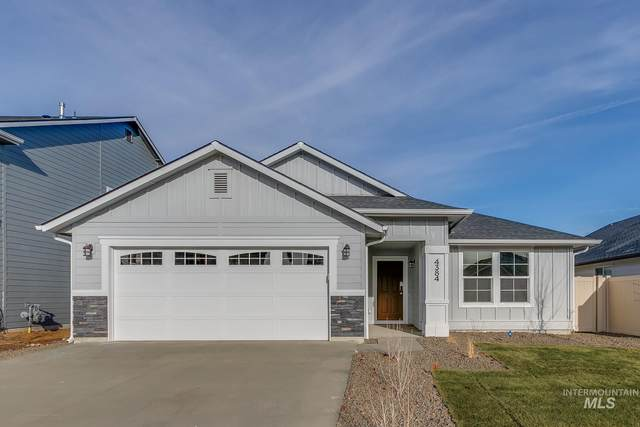 4418 W Sunny Cove St, Meridian, ID 83646 (MLS #98791068) :: Build Idaho