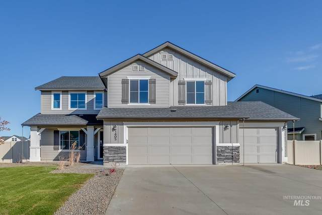 13752 S Cello Ave., Nampa, ID 83651 (MLS #98791201) :: Haith Real Estate Team