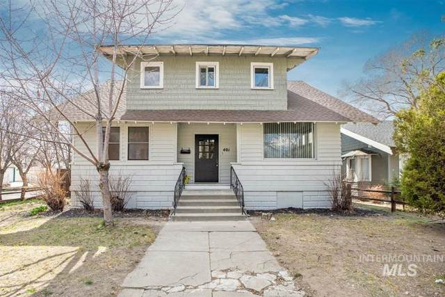 401 7th Ave N, Twin Falls, ID 83301 (MLS #98791279) :: City of Trees Real Estate