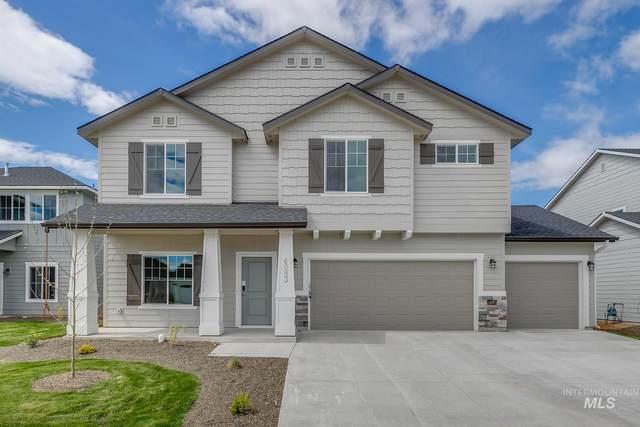 6125 N Colosseum Ave, Meridian, ID 83646 (MLS #98791740) :: Michael Ryan Real Estate