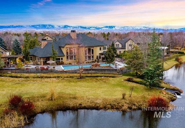 633 W Water Grove Dr, Eagle, ID 83616 (MLS #98792536) :: Minegar Gamble Premier Real Estate Services