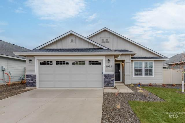 2518 W Balboa Dr, Kuna, ID 83634 (MLS #98793585) :: Bafundi Real Estate