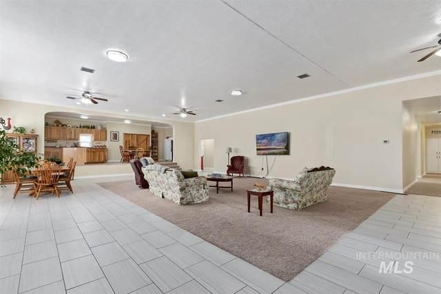 551 North Park Street, Dietrich, ID 83324 (MLS #98793814) :: Minegar Gamble Premier Real Estate Services