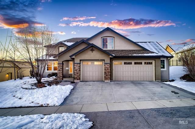 18583 N Goldenridge Pl, Boise, ID 83714 (MLS #98793997) :: Build Idaho