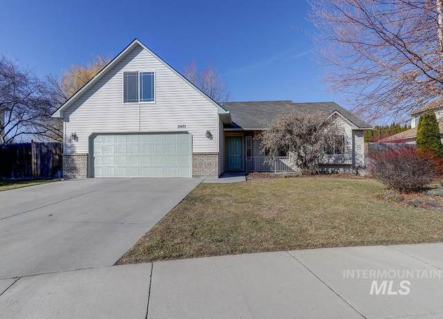 2471 N Marburg Ave, Meridian, ID 83646 (MLS #98794128) :: Build Idaho