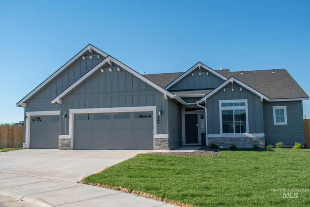 844 W Buttonbush Ct, Kuna, ID 83634 (MLS #98794499) :: Build Idaho