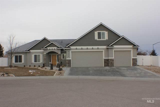 535 S Retort Place, Kuna, ID 83634 (MLS #98794601) :: Silvercreek Realty Group