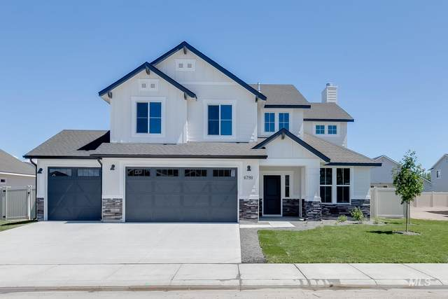 1511 N Rhodamine Pl, Kuna, ID 83634 (MLS #98794679) :: Build Idaho