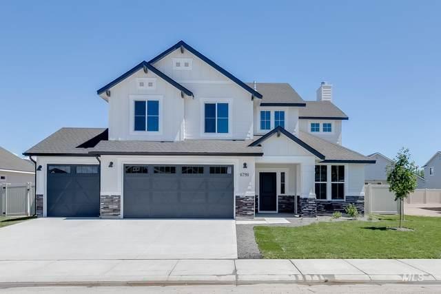 1511 N Rhodamine Pl, Kuna, ID 83634 (MLS #98794679) :: Minegar Gamble Premier Real Estate Services