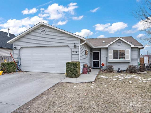 411 W Trophy St, Kuna, ID 83634 (MLS #98794727) :: Epic Realty