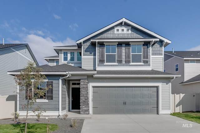 1485 N Thistle Dr, Meridian, ID 83642 (MLS #98794739) :: Jon Gosche Real Estate, LLC