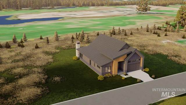 1452 Mountain Meadow Dr, Mccall, ID 83638 (MLS #98794826) :: Boise River Realty
