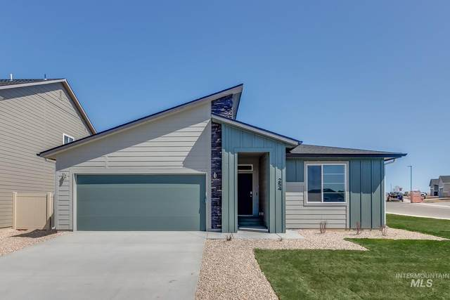 4363 W Sunny Cove St, Meridian, ID 83646 (MLS #98794946) :: The Bean Team