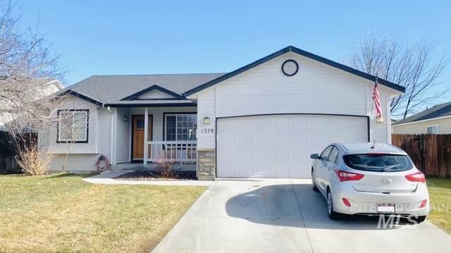 1378 N Forty Niner, Kuna, ID 83634 (MLS #98795029) :: Build Idaho