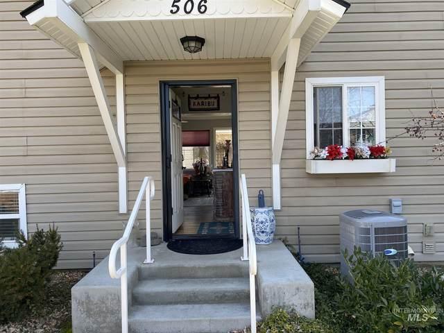 506 W Village Lane, Boise, ID 83702 (MLS #98795203) :: Boise Home Pros