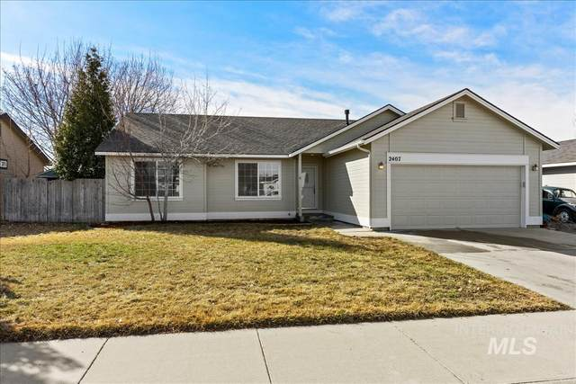 2407 W Snyder, Meridian, ID 83642 (MLS #98795262) :: Boise River Realty