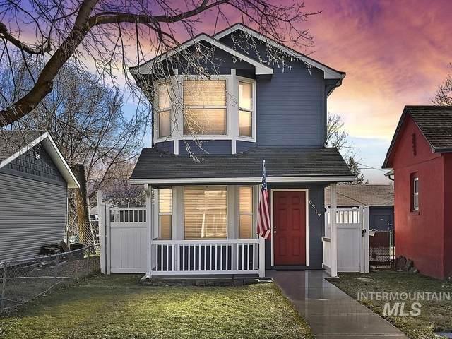 6317 W York St, Boise, ID 83704 (MLS #98795264) :: Epic Realty